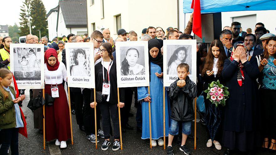 En mémoire des victimes turques de Solingen