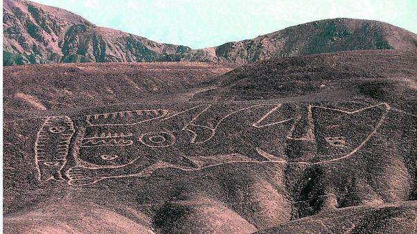 Περού: Ανακαλύφθηκαν με drones 25 νέα γεωγλυφικά