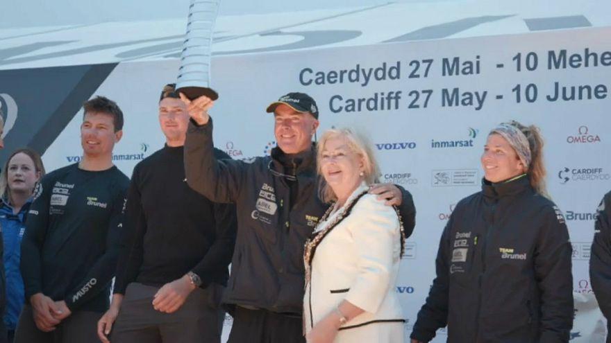 برونيل الهولندي يفوز بالجولة التاسعة من مسابقة فولفو للإبحار عبر المحيطات