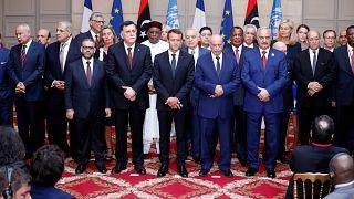 Fransa'daki Libya konferansında seçim kararı