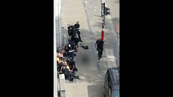 Liège : le terroriste était fiché