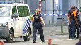 Льеж: целью нападения были полицейские