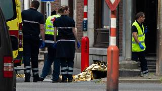 """Τρομοκρατική επίθεση στη Λιέγη: """"Γνωστός"""" και πάλι ο δράστης - Τρεις οι νεκροί"""