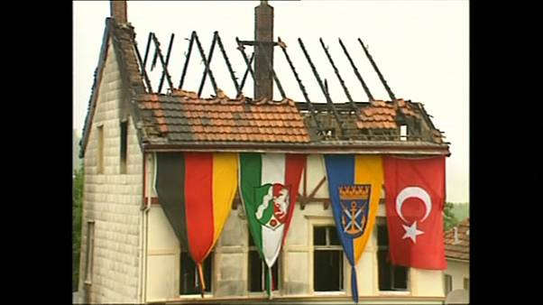 Золинген вспоминает трагедию 1993 года