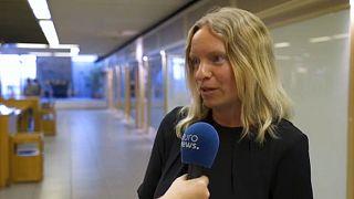 Η Μαρία Εφίμοβα στο euronews: «Μόνο στην Ελλάδα είμαι ασφαλής»