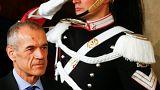 Италия: решения по правительству не найдено