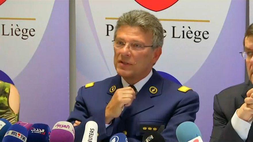"""El terrorista de Lieja tenía por objetivo """"golpear al Estado belga"""""""