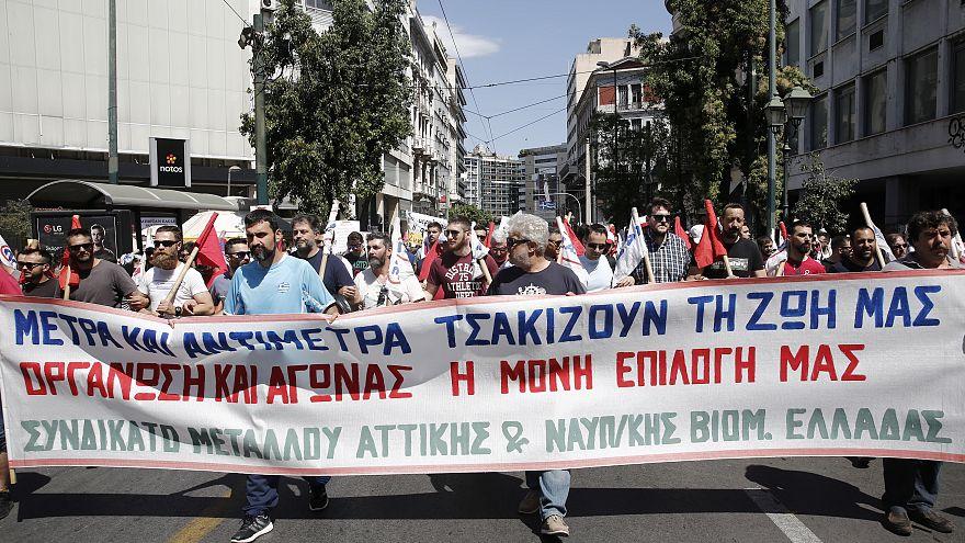 Σε απεργιακό κλοιό η Ελλάδα - Ποιοι απεργούν