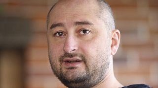 Jornalista russo encena assassinato na Ucrânia (atualizado)