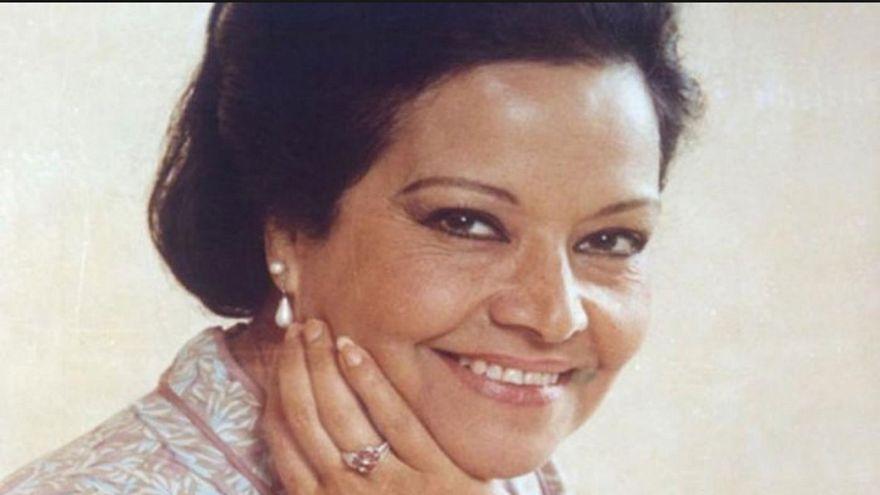 الموت يغيّب الممثلة المصرية مديحة يسري