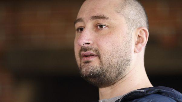Δολοφονήθηκε στο σπίτι του ο δημοσιογράφος Αρκάντι Μπαμπτσένκο