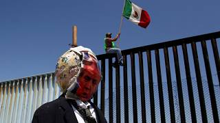 Κόντρα Τραμπ με Μεξικό για το...τείχος στα σύνορα!