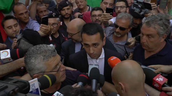 Di Maio torna a parlare di governo politico con la Lega, Salvini non ci sta