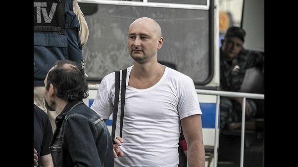 Arkadi Babtschenko