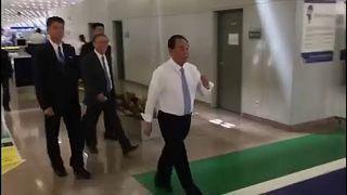 New Yorkban tárgyal Kim Dzsongun fő bizalmasa