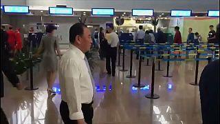 Il braccio destro di Kim vola negli Stati Uniti