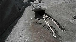 """Pompei: ritrovato """"l'ultimo fuggiasco"""""""