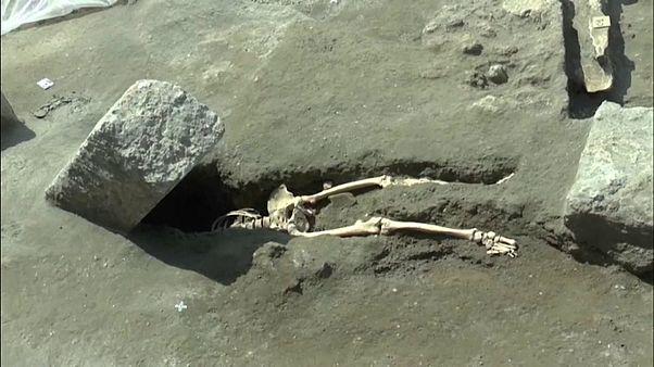La terrible muerte de la última víctima de Pompeya