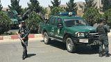 نیروهای امنیتی افغانستان در کابل