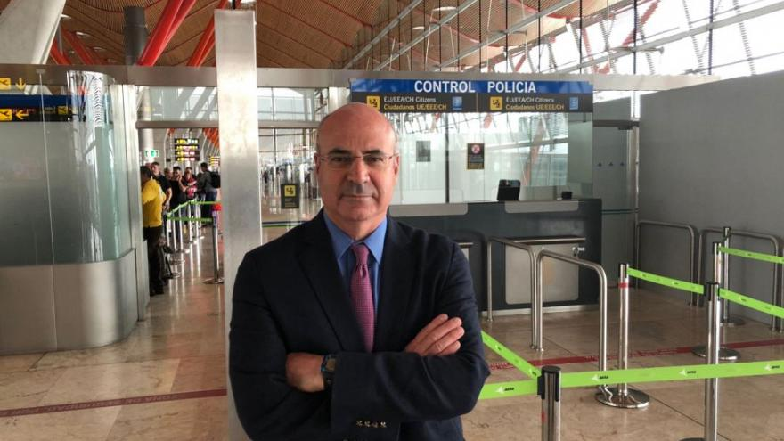 Putin critic Bill Browder released after arrest in Spain