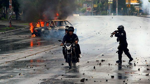 عفو بینالملل دولت نیکاراگوئه را به «اعدام خودسرانه» معترضان متهم کرد