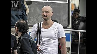 Russischer Journalist doch nicht in Kiew ermordet