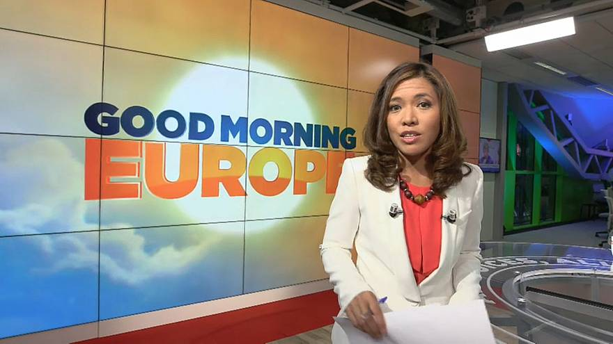 Liege attacks, Italian political crisis and murdered Russian Journalist on 'Good Morning Europe'