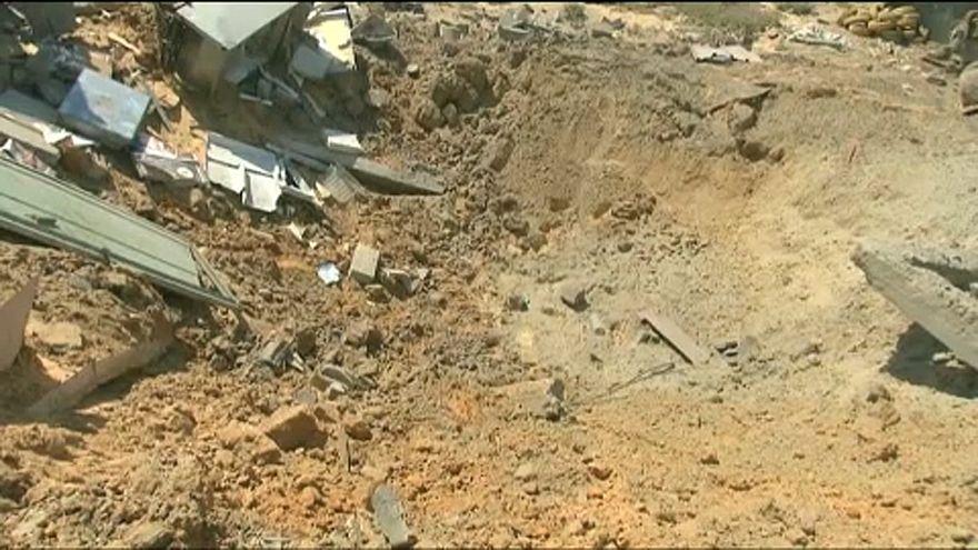"""""""De facto"""" fegyverszünet Izrael és a Hamász között"""