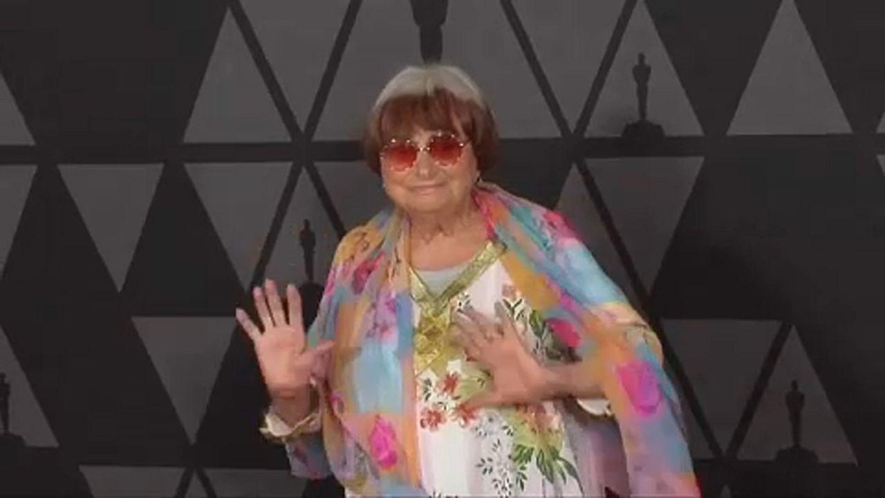Agnès Varda 90 éves lett