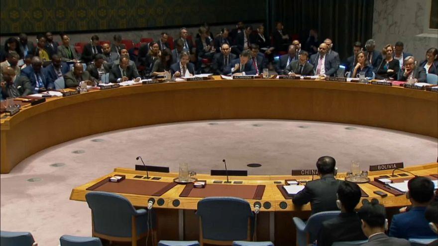 Reunión del Consejo de Seguridad de la ONU por los ataques a Israel desde Gaza
