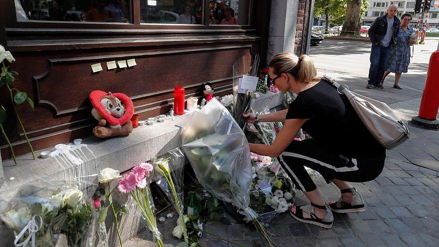 Le groupe Etat islamique a revendiqué l'attaque menée à Liège