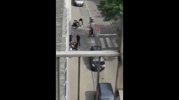 """El ataque de Lieja es investigado como """"atentado terrorista"""""""
