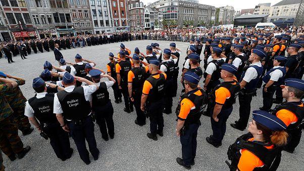 Vive émotion à Liège au lendemain de l'attaque