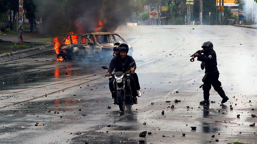 Nicarágua: Amnistia Internacional denuncia uso de força letal contra manifestantes
