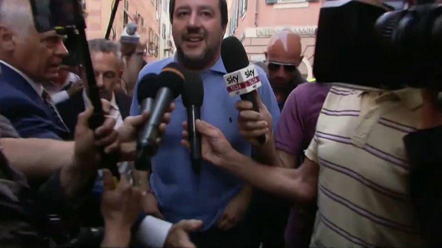 Governo: tutti appesi alle decisioni di Salvini
