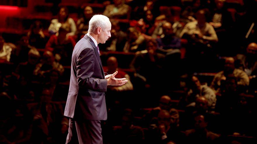 El filósofo estadounidense Michael J. Sandel, premio Princesa de Asturias de Ciencias Sociales