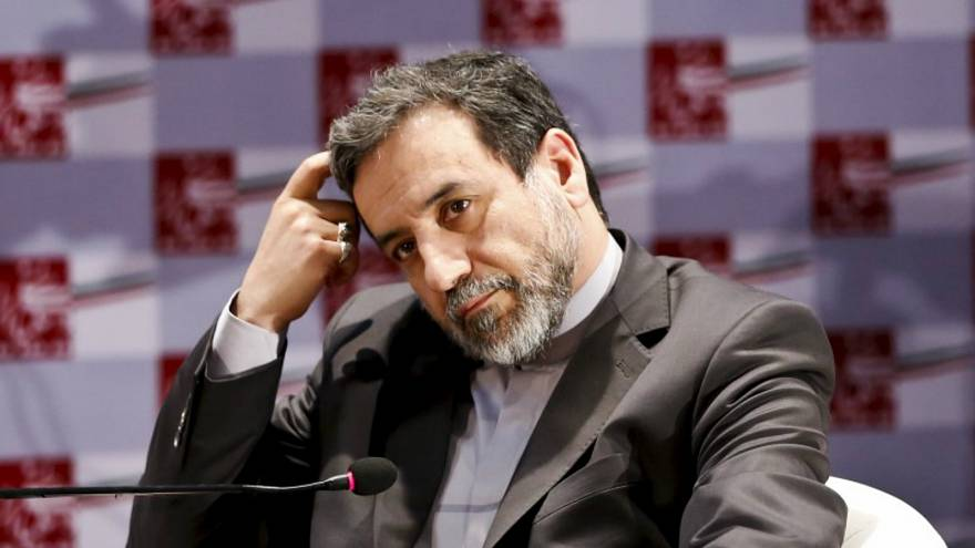 عباس عراقجي كبير المفاوضين النوويين الإيرانيين في طهران