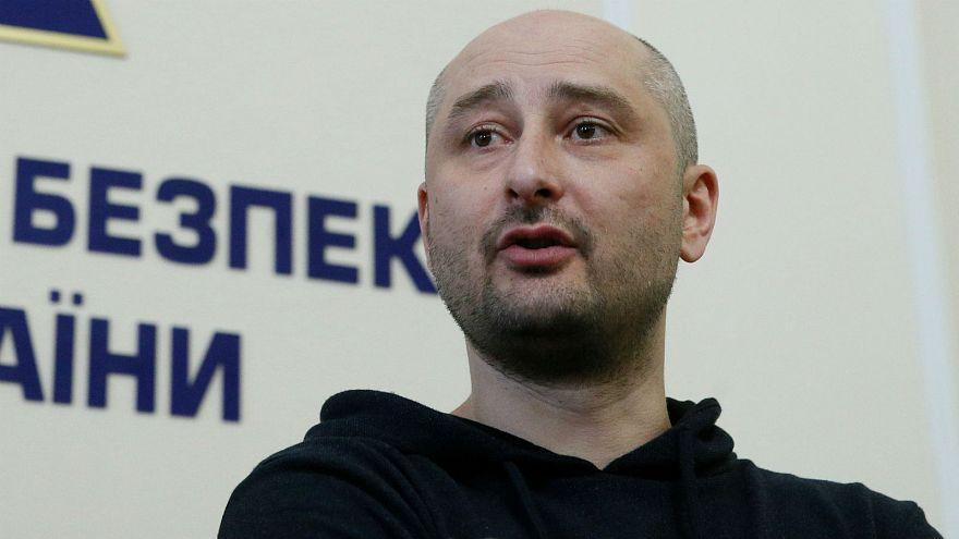 Ukraine : le journaliste russe Arkadi Babtchenko est vivant