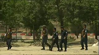 Atacan el Ministerio del Interior de Afganistán