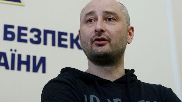 El periodista opositor ruso Arkadi Babchenko no ha sido asesinado