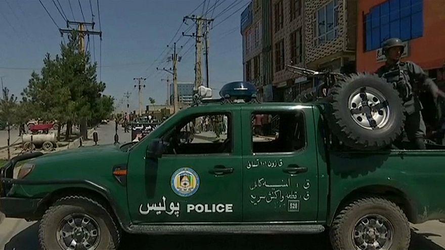 Теракт в Кабуле: ответственность берет ИГ