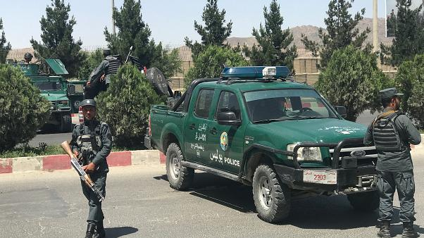 IS-Angriff auf Innenministerium in Kabul
