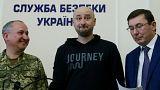 بابچنکو، روزنامهنگار منتقد پوتین زنده است