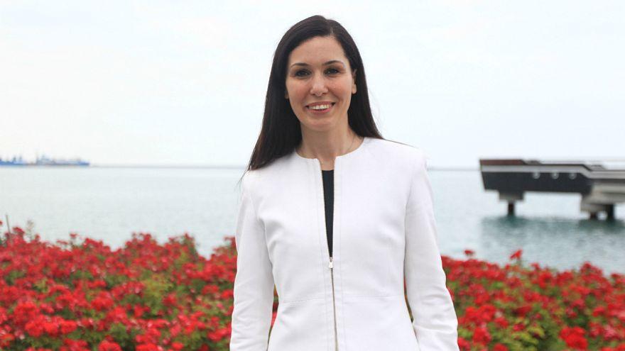 AK Parti Genel Başkanı Yardımcısı Çiğdem Karaaslan