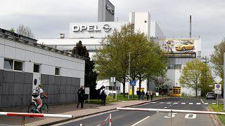 Opel garantit les emplois jusqu'en 2023