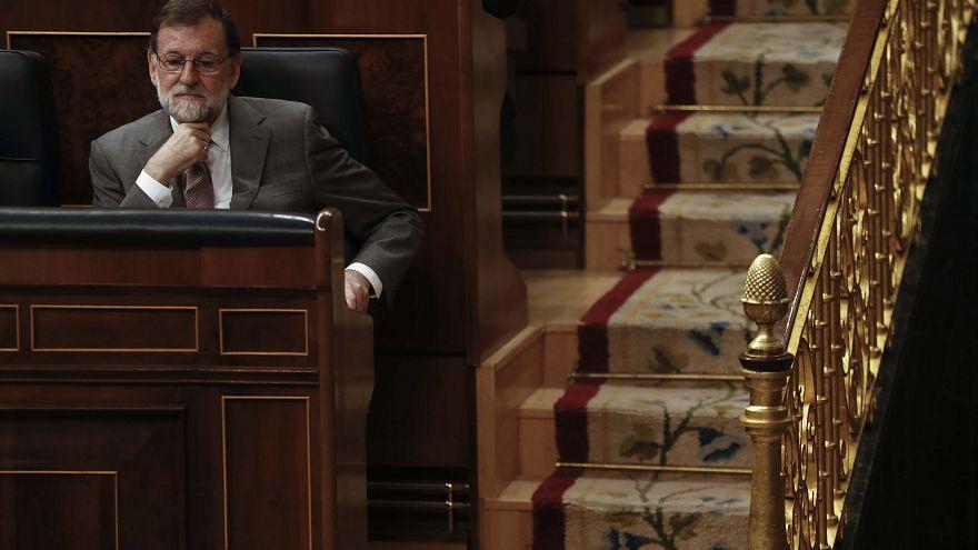 Mariano Rajoy visé par une motion de censure