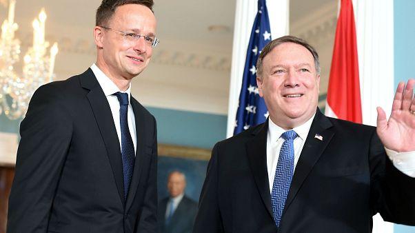 Együttműködik Washington és Budapest