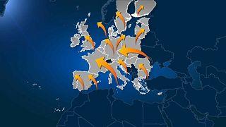 Brüksel'de Dublin sistemi tartışması