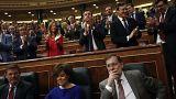 Vor Misstrauensvotum: Rajoy greift Sozialisten an