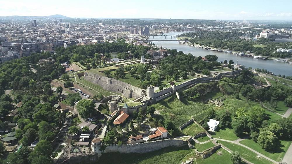 Белград: город, который не спит